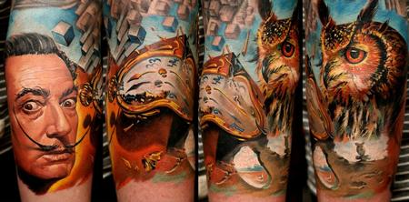 Tattoos - Dali - 60732